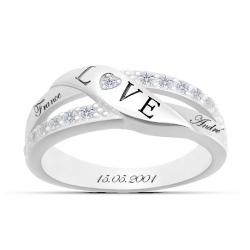 Promise ring Love