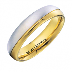 Classic promise two tone band men