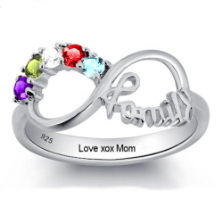 Family infinity ring