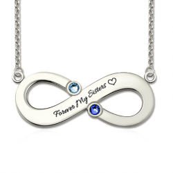 collier amour infini