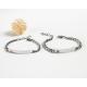 Black bracelet stone