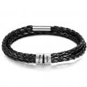Bracelet cuir Famille-2