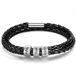 Stainless steel bracelet family-3