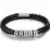 Bracelet cuir Famille-5