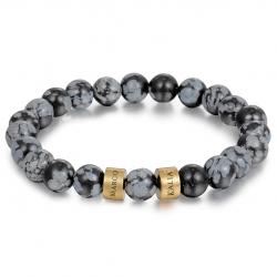 Unisex bracelet LABRADORITE family-2