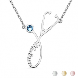 medical name necklace