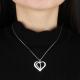 double coeur stylé