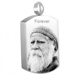 Little dog tag cremation